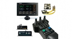 SSC 6100 CAN Bus Spreader Control System